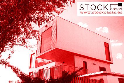 CASA de MUESTRA disponible en STOCKcasas.ES
