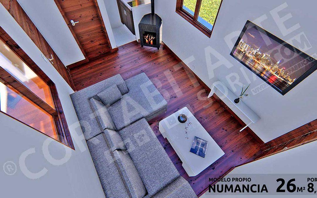 [MODELO] #NUMANCIA interior