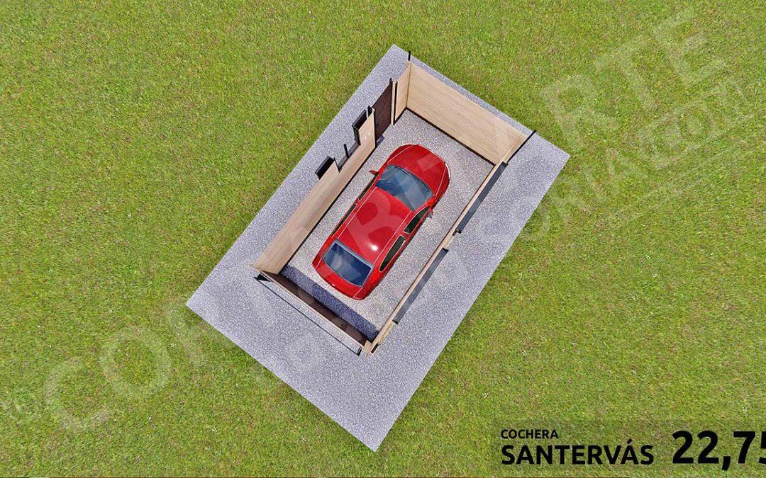 [MODELO] #SANTERVÁS distribución