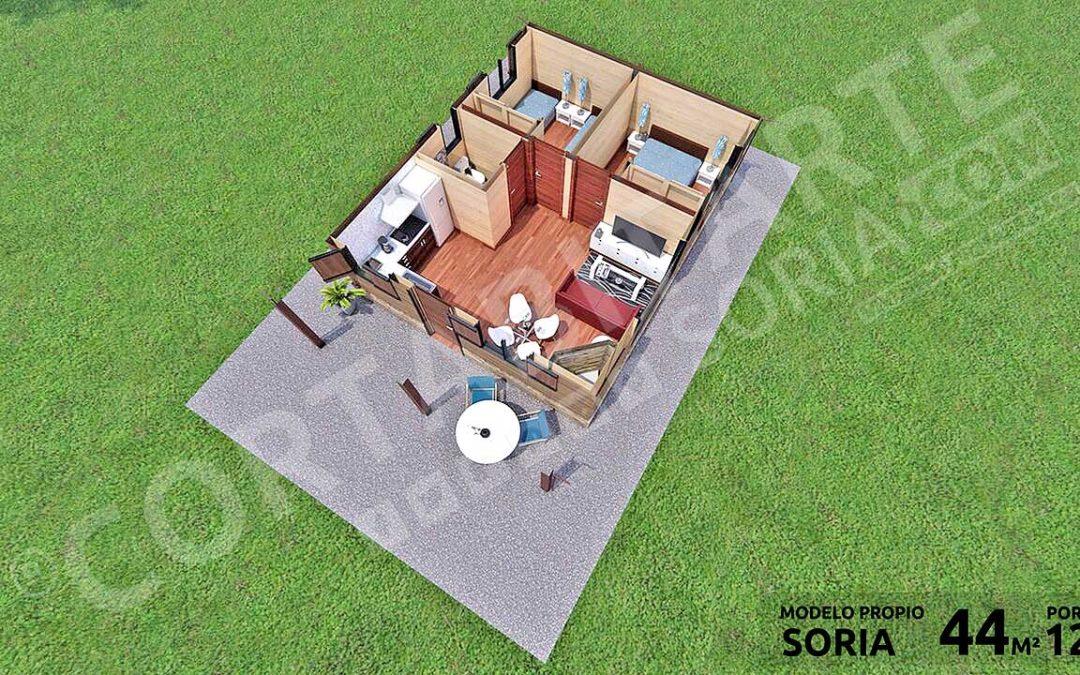 [MODELO] #SORIA interior