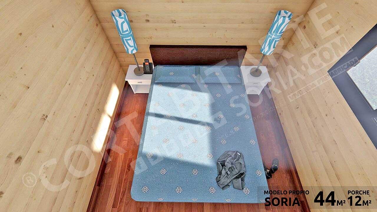 CORTABITARTEsoria · SORIA · Dormitorio1