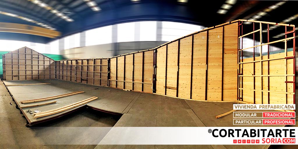 [SG] LaPinilla · Ampliación de almacén · Fábrica