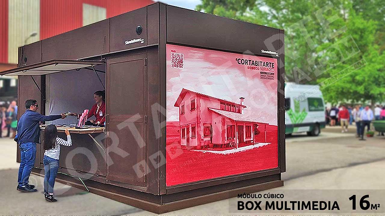 CORTABITARTEsoria · OPORTUNIDADES · BOX · Exterior