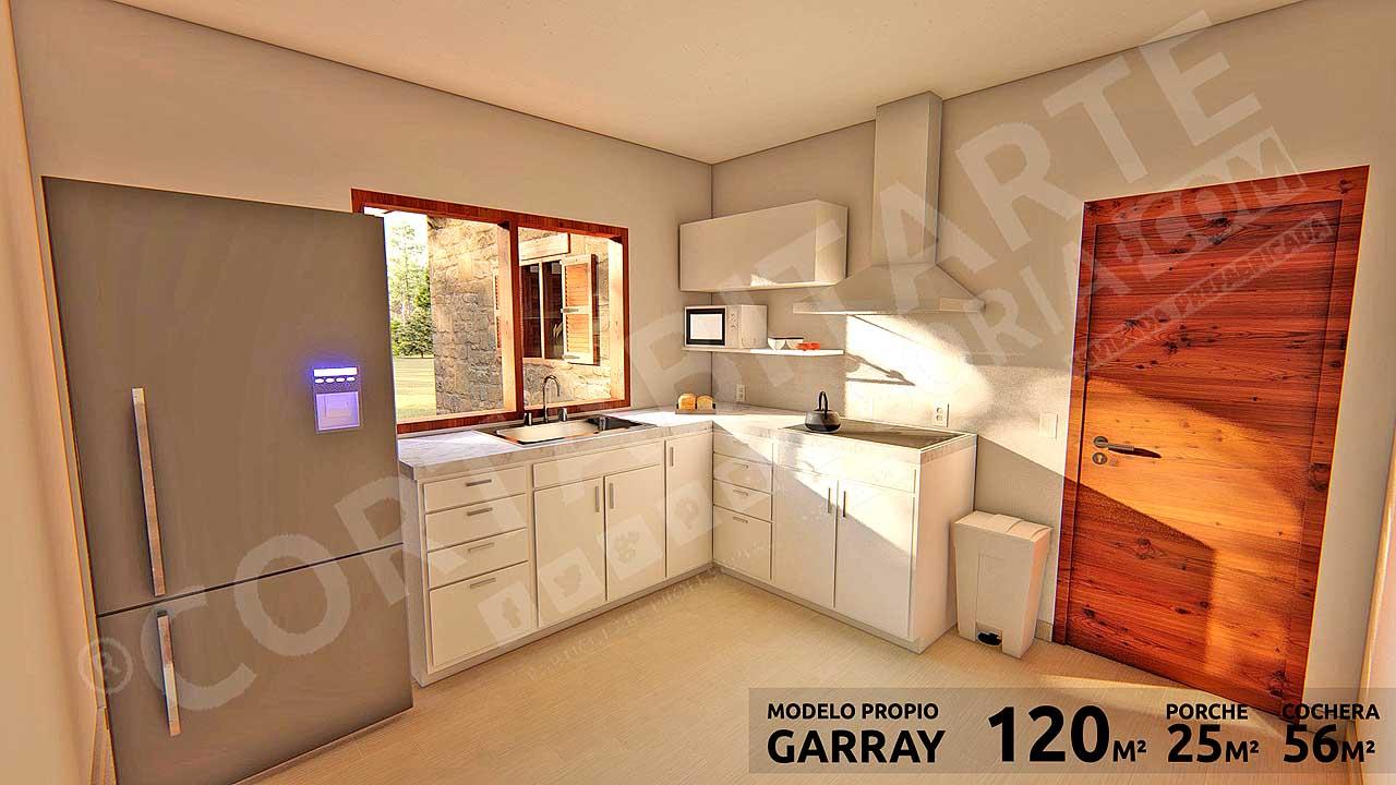 CORTABITARTEsoria · GARRAY · Cocina
