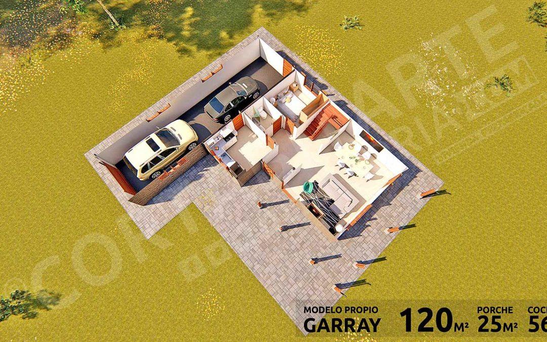 [MODELO] #GARRAY distribución