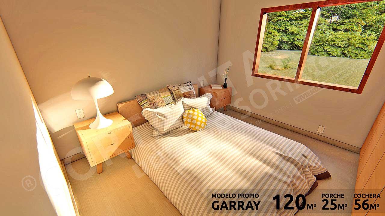 CORTABITARTEsoria · GARRAY · Dormitorio1