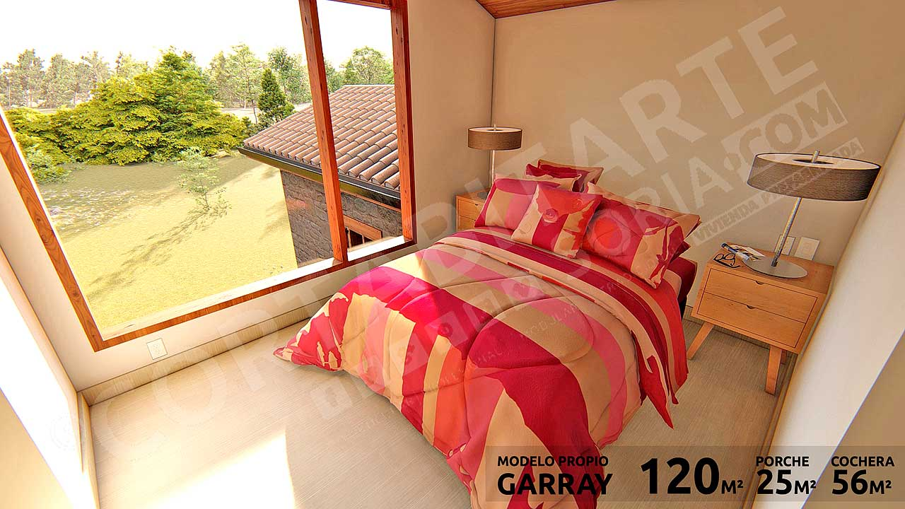 CORTABITARTEsoria · GARRAY · Dormitorio2