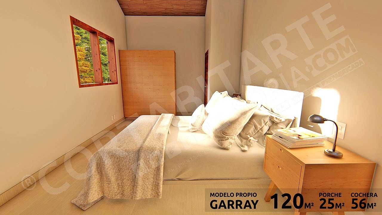 CORTABITARTEsoria · GARRAY · Dormitorio3