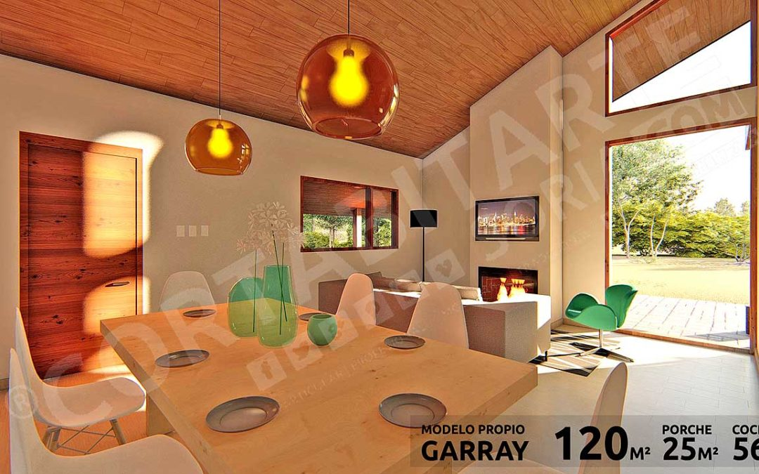 [MODELO] #GARRAY interior