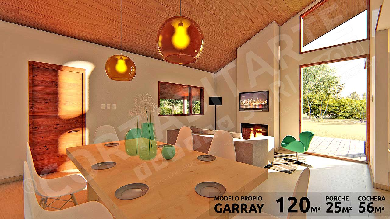 CORTABITARTEsoria · GARRAY · Salon