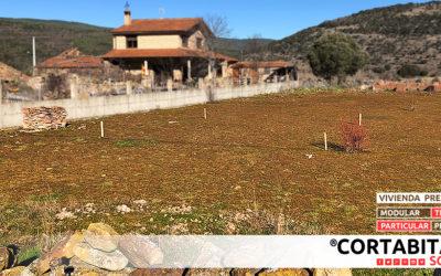[SO] Dombellas · Replanteo Terreno