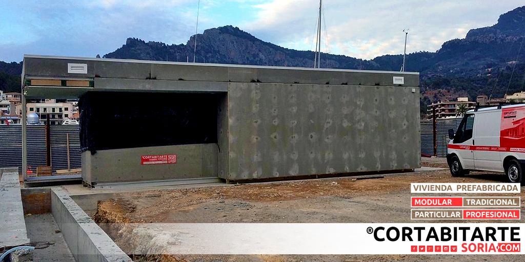 [IB] Soller · Club de Buceo · Transporte y presentacion módulos
