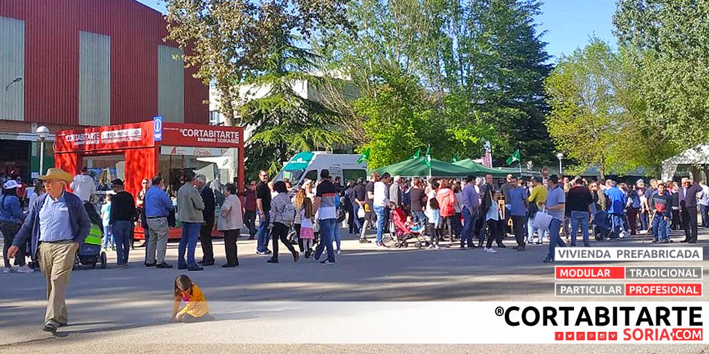 [SO] Almazán · 59 Feria de Muestras ALMAZÁN · Punto Información