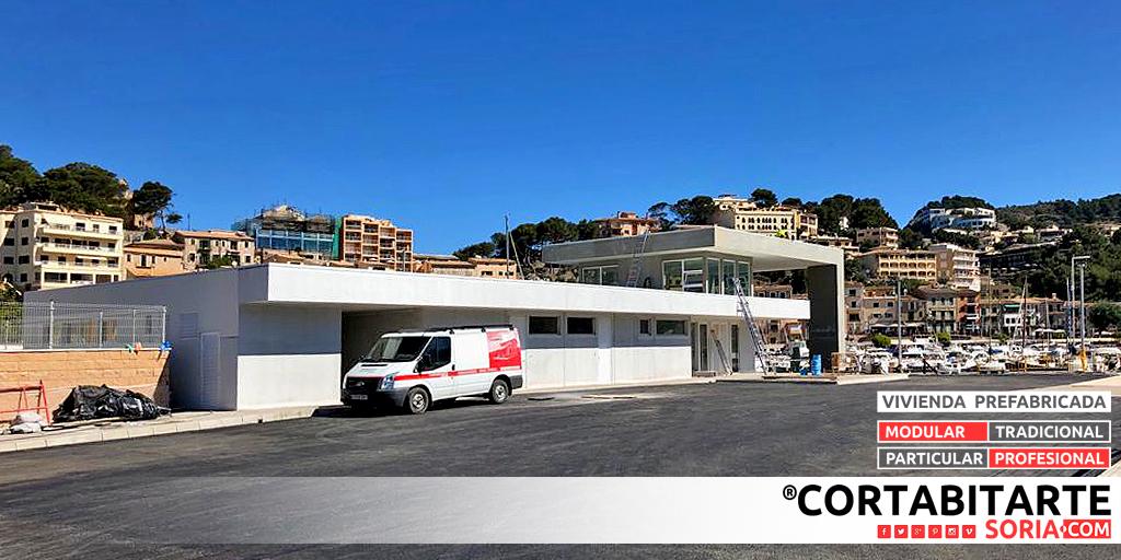 [IB] Soller · Club de Buceo y Chiringuito · Montaje